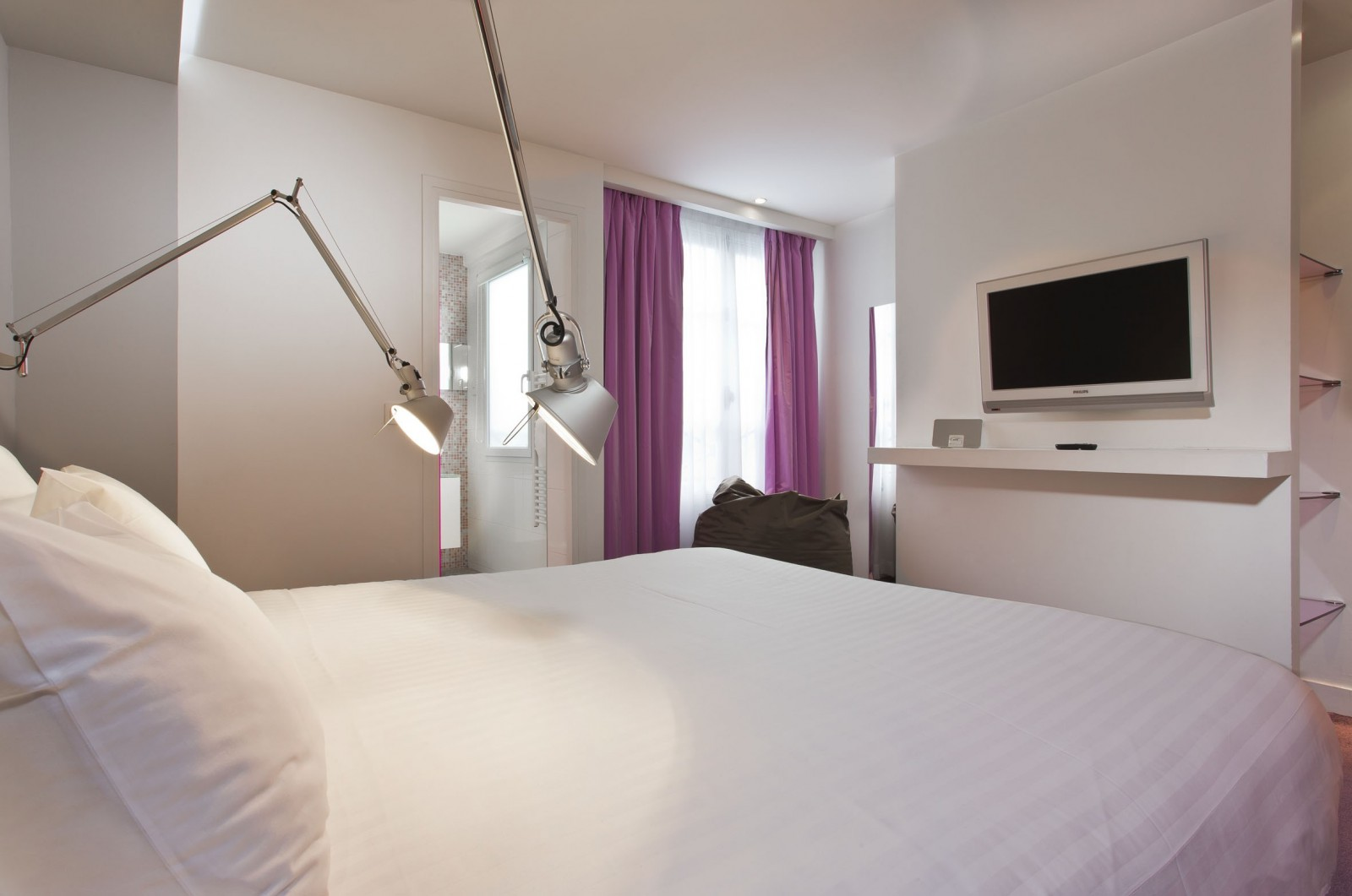 Rooms - Color Design Hotel - Paris - Gare de Lyon - Bastille