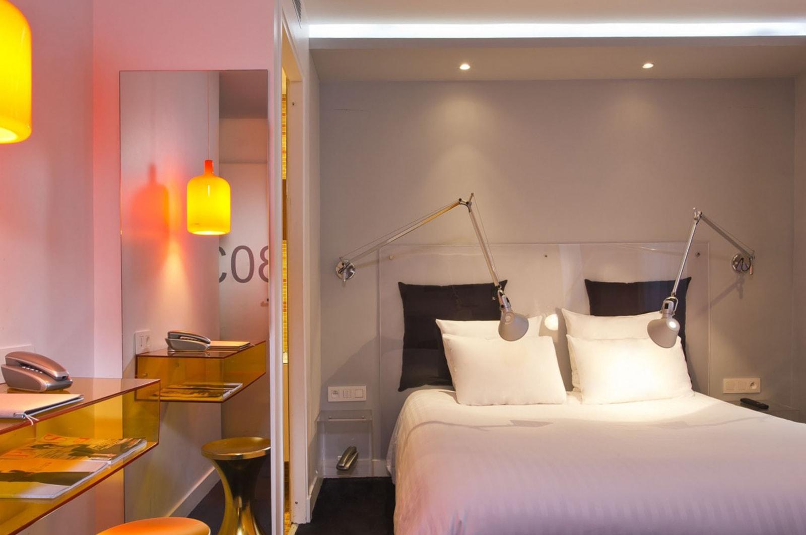 Color design hotel paris gare de lyon bastille site for Color design hotel